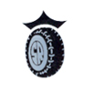 Sterling Rubbers Pvt Ltd - Solid Rubber Tyres