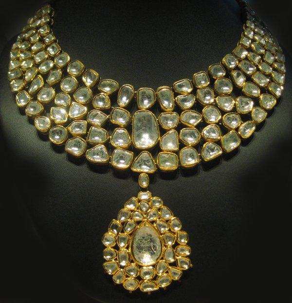 Indian Kundan Jewellery Manufacturers & Suppliers