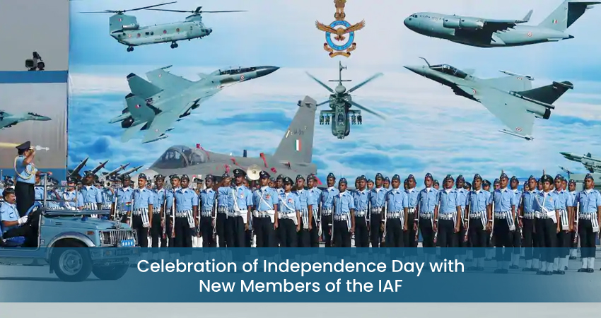 This Independence Day ExportersIndia Congratulate Our Indian Air Force for Unrivalled Rafale Jets