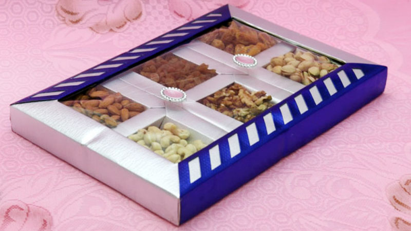 Why dry fruit gift packs are the perfect gift for every occasion?