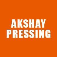 Akshay Pressing