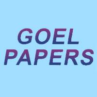 GOEL PAPERS