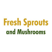 Fresh Sprouts and Mushrooms