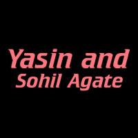 Yasin and sohil agate
