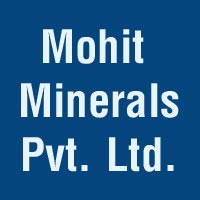 Mohit Minerals Pvt. Ltd.