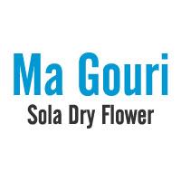 Ma Gouri Sola Dry Flower