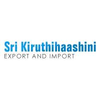 Sri Kiruthihaashini Export And Import