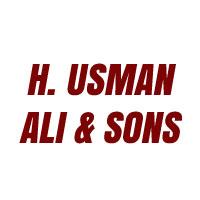H. USMAN ALI & SONS